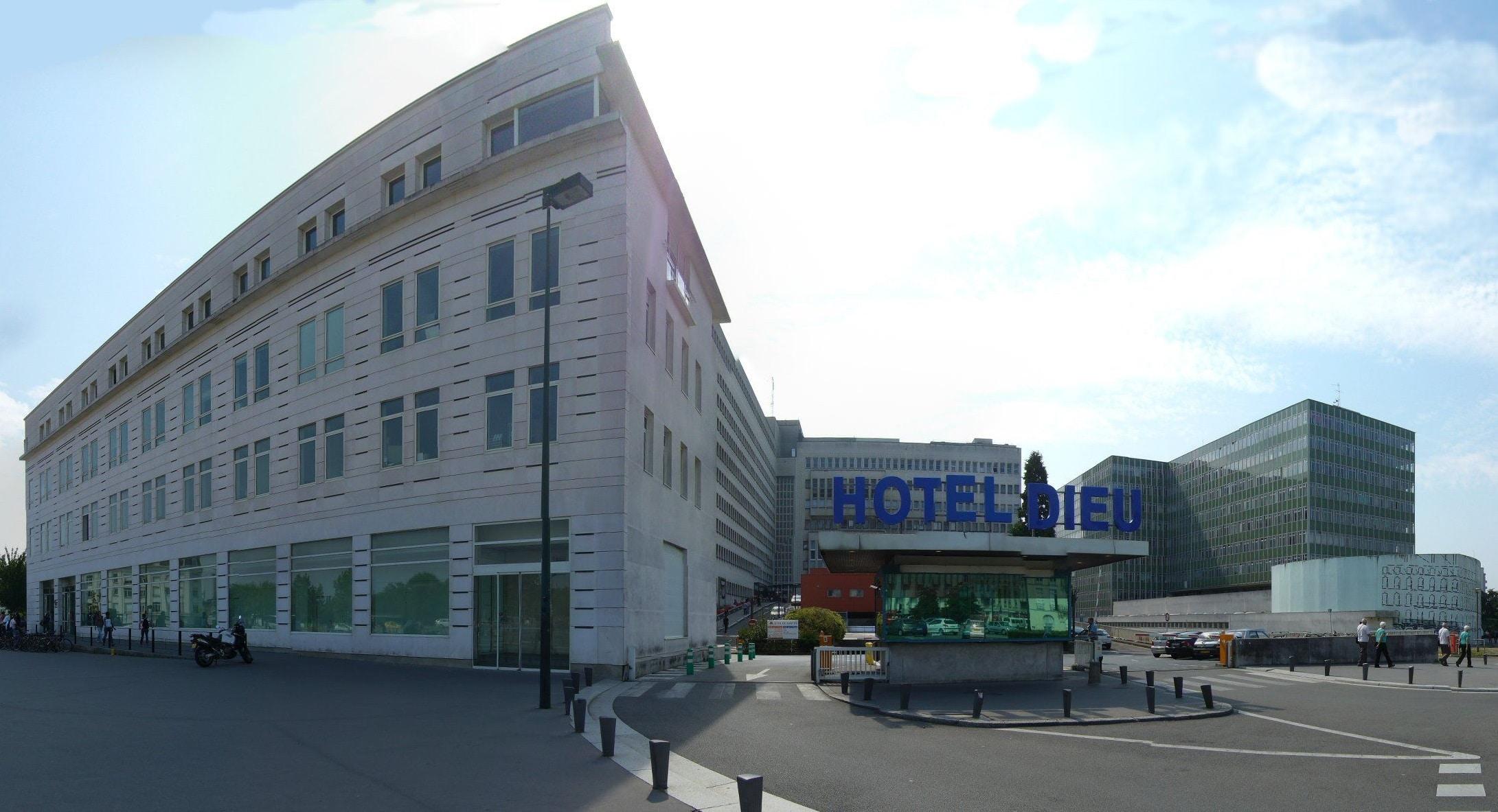 Chu de nantes for Boutique hotel nantes