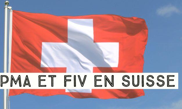 PMA et FIV en Suisse