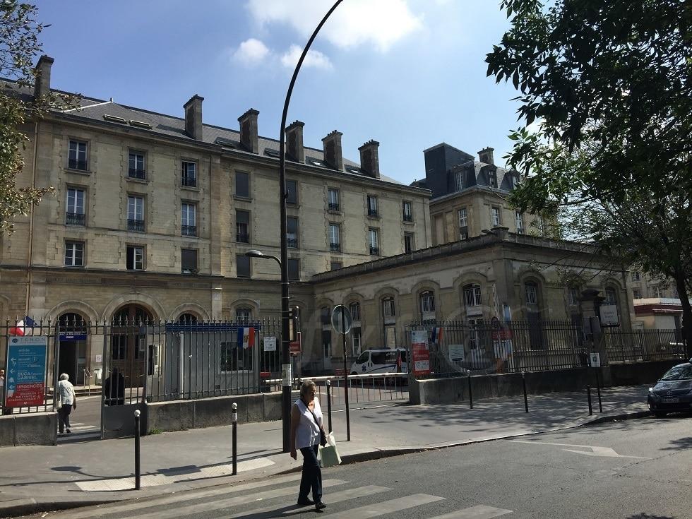 Hopital Tenon • Fiv.fr