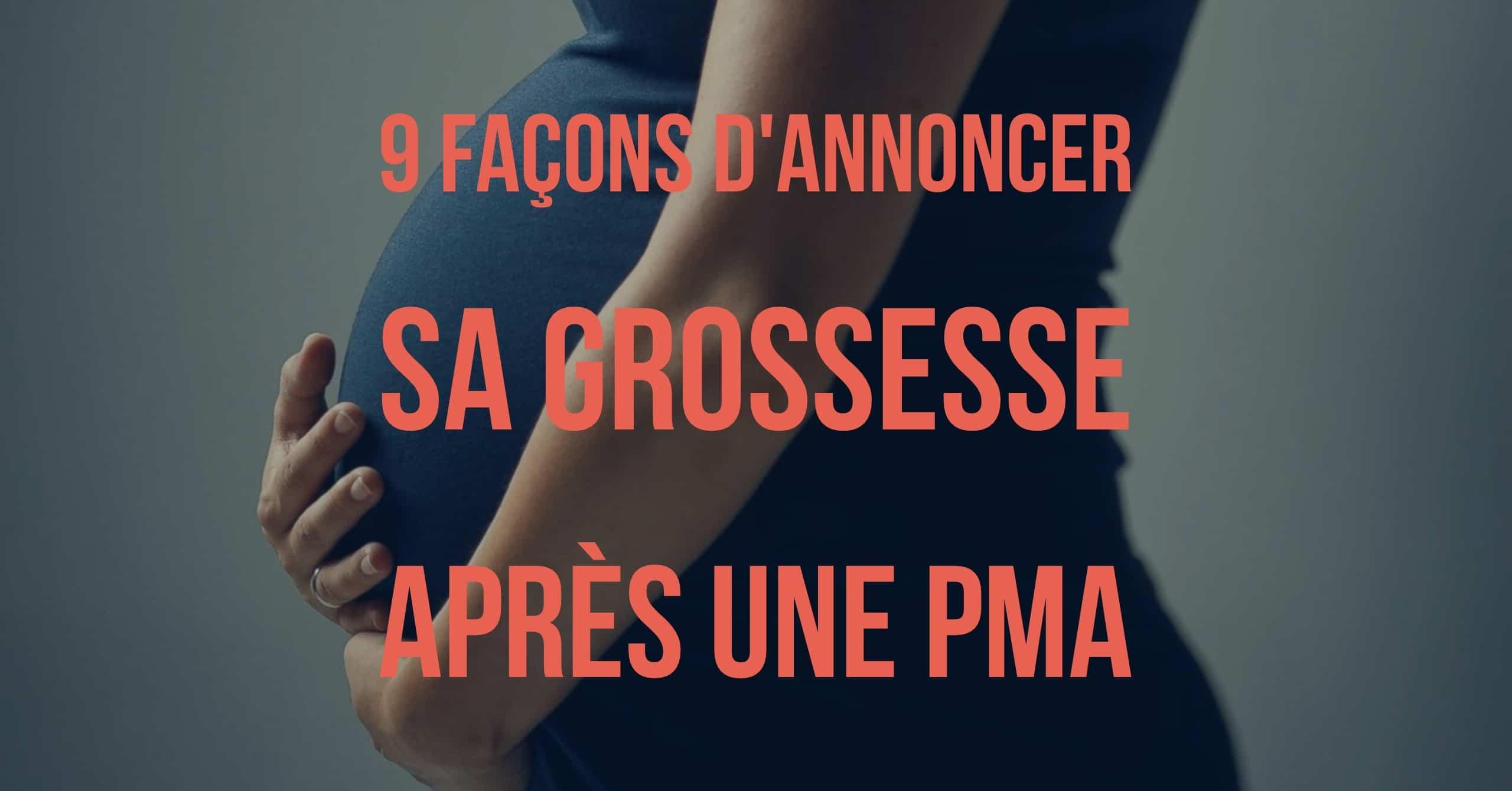 Top 9 façons d'annoncer sa grossesse après une PMA • Fiv.fr JZ27