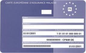 carte europenne