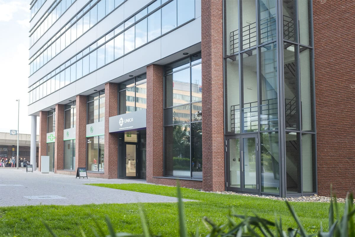 Clinique UNICA Prague • Fiv.fr