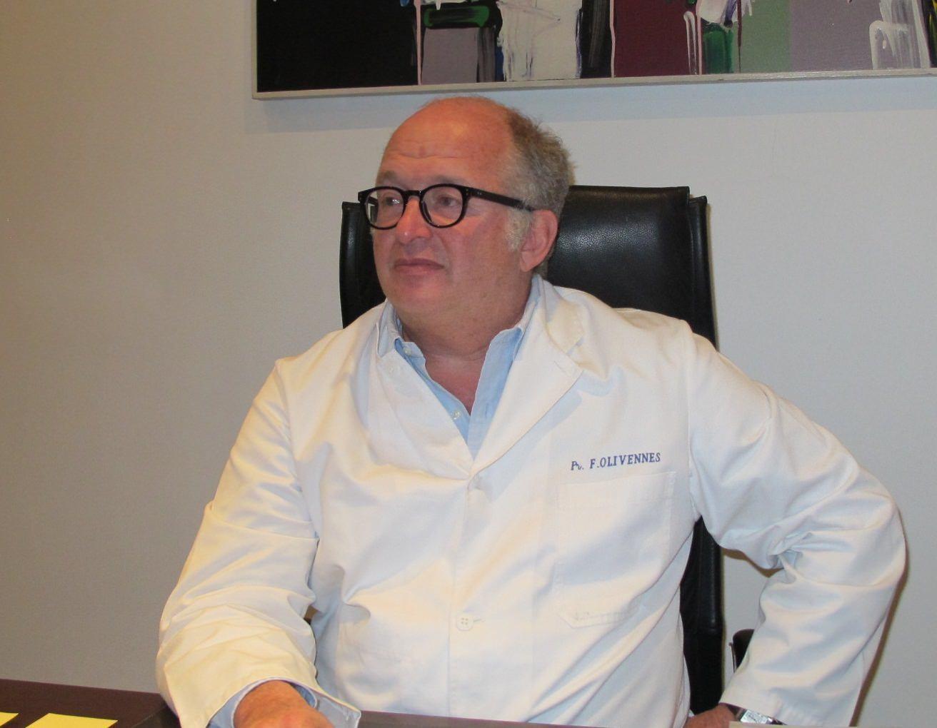 Interview exclusive du Professeur François Olivennes