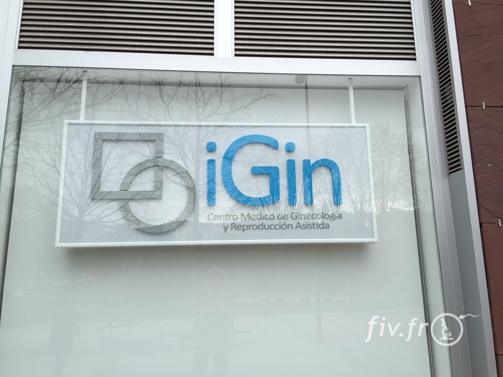Visite de la clinique espagnole IGIN