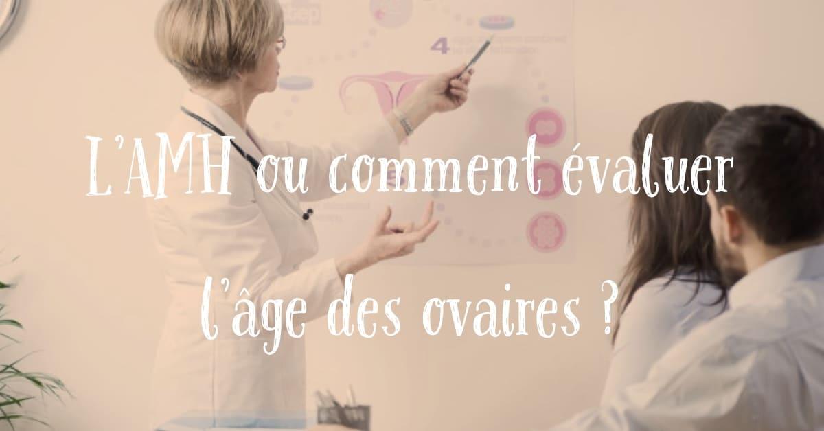 L'Hormone Antimüllérienne (AMH) ou comment évaluer l'âge des ovaires • Fiv.fr