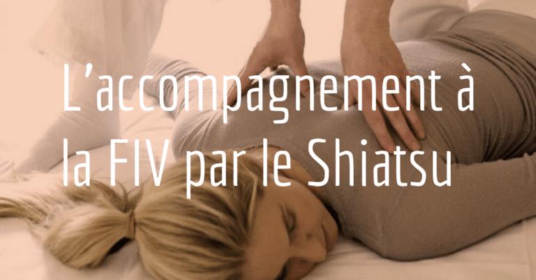 L'accompagnement à la FIV par le Shiatsu