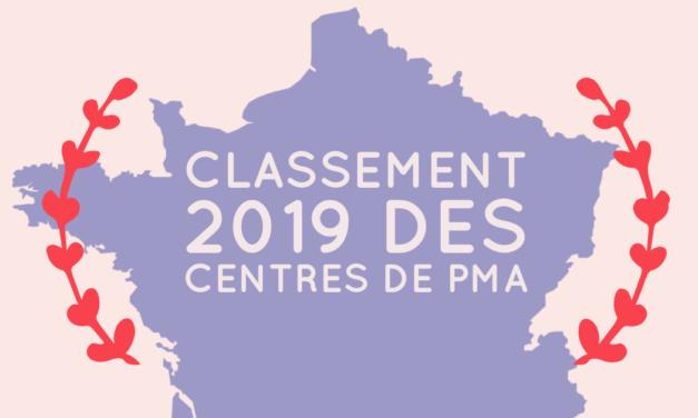 Classement 2019 des centres de PMA et FIV en France