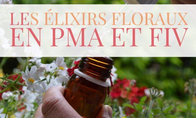Les élixirs floraux en FIV et PMA