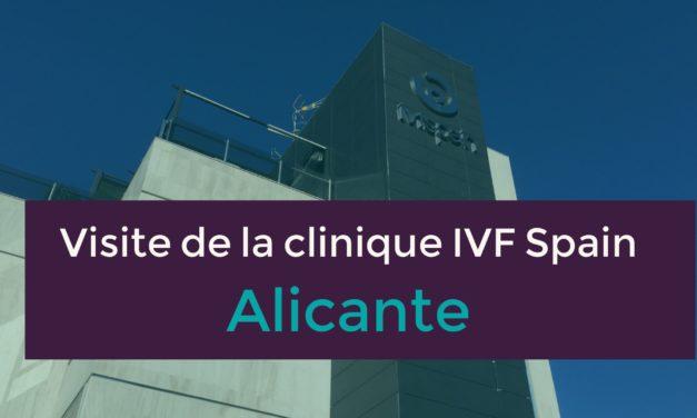 Visite de la clinique espagnole IVF Spain à Alicante