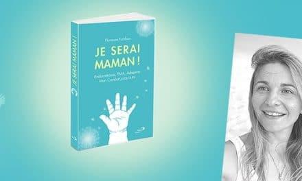 Sortie du livre témoignage «Je serai maman» de Florence Kanban