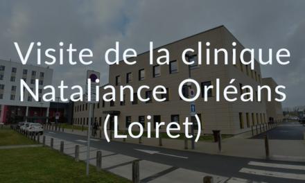 Visite du centre de PMA Nataliance Orléans