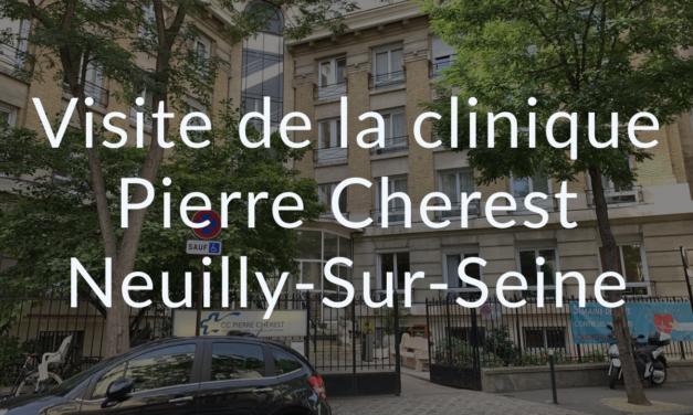 Visite du centre de PMA Pierre Cherest de Neuilly Sur Seine