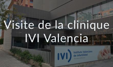 Visite de la clinique de FIV et de don d'ovocyte IVI Valencia