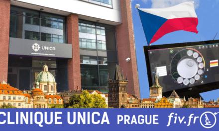 Visite clinique Unica à Prague